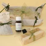 olio essenziale con sapone e profumaarmadi