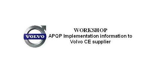 Volvo a.p.q.p.